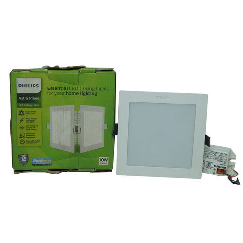 online store 4a54a 8bd10 Philips 10w Astra Prime LED Panel Light