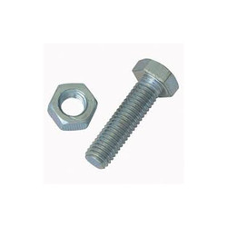 Galvanized Bolt Nut