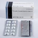 Amoxycillin Trihydrate Dispersible Tablets IP
