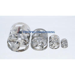Stainless Steel Metallic Pall Ring