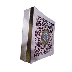 Laser Cut Dry Fruits Box