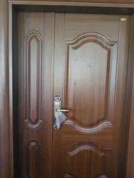 STEEL SAFETY DOUDLE DOOR