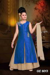 Girls Party Wear Kids Lehengas