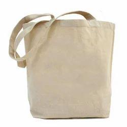 c56413b2e3 Plain Yoga Essentials Cotton Hand Bags, Size: 14