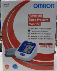 Hem 8712 Automatic Blood Pressure Monitor, 0.02 (pressure)