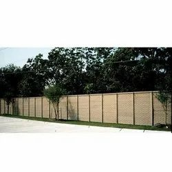 Industrial RCC Compound Wall