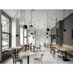 Cafe Interior Designers, 50 Days