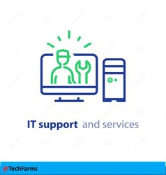 TechFarms Full Hardware Diagnostic IT Support And Services, For None
