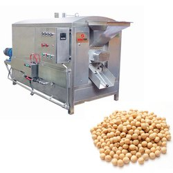 Soybean Batch Roasting Machine