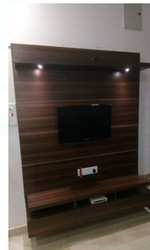 Plywood TV Stand
