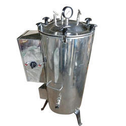 Stainless Steel Vertical Autoclave