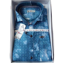 Men's Stylish Printed Shirt