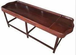 Dhroni Structure Print FRP Massage Table