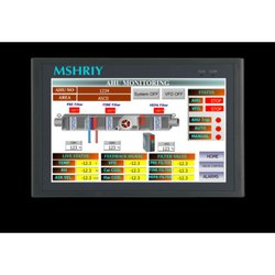 Modbus MSHRIYFX3G Smart AHU Controller HVAC Controller, For Ahu, Hvac, Max 64io
