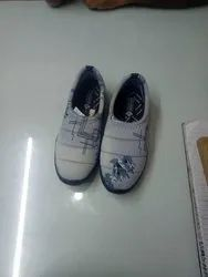 Daily Wear Cloth Ladies Comfort Shoes, Size: 4 8