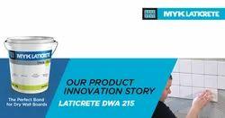 MYK Laticrete DWA 215 Adhesive, Pack Type: Bucket