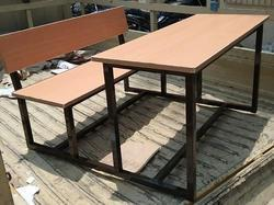 2 Seater Classroom Desk Bench