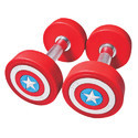American Style Round Color Dumbbell