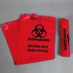 12 x 24 inches,16 x 24 inches Bio Hazard Bag