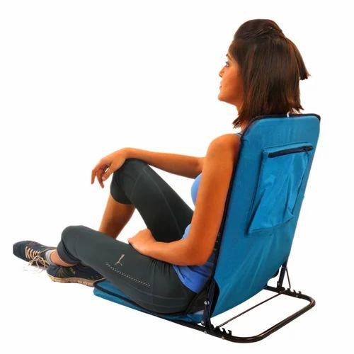 Folding Floor Cum Yoga Picnic Camping Meditation Chair K170