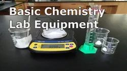 School Chemistry Lab Equipments