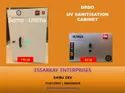 DRDO  UV Sanitizing Cabinet 190 Ltr And 42 Litres