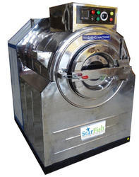 Industrial Side Loading Washing Machine