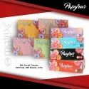 White Plain Papyrus Face Tissue Paper, Packaging Type: Box
