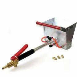 Semi Automatic Spraying Machine