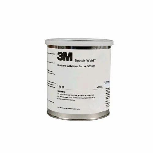 3M Scotch-Weld EC-3535 B/A Urethane Adhesive, Packaging Size: 946.3 mL
