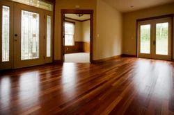 Tesla Hardwood Flooring Service, Minimum Area: 250 Sq Ft