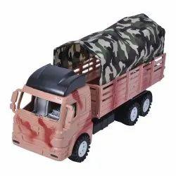 Pink Plastic Truck Kids Toy, For School/Play School
