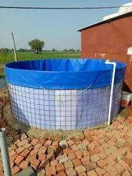Fish Pond Water Tank