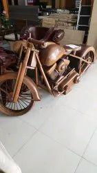 Wood Made Bike