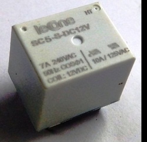 7A PCB Power Relay SC5,Voltage: 3 - 48 Vdc