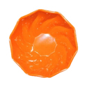 Ai Orange Melamine Soup Bowl, Size: 5inches