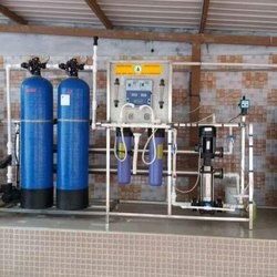 Electric Demineralized Water System