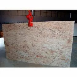 Slab Ivory Brown Granite