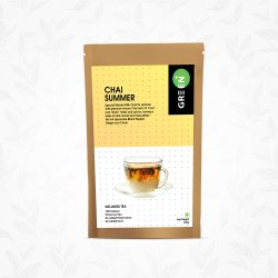 Chai Summer Masala Milk Tea