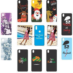 Multicolor Plastic Mobile Back Cover Printing Services, Packaging Type: Packet