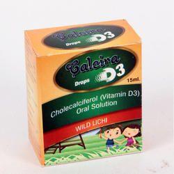 Cholecalciferol Vitamin D3 400 IU Drops