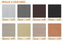 Metallic And Solid Composite Panels, Thickness: 1.5 To 6 Mm