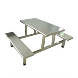 Stainless Steel 304 Canteen Table