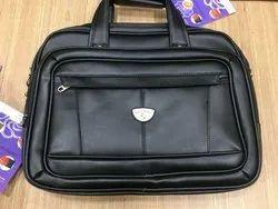 Leather Foam Laptop Bag