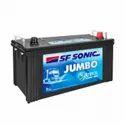 Sf Sonic Jumbo Truck Su540-100r Automobile Battery 18 Months Warranty