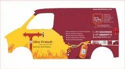 Vehicle Graphic Design