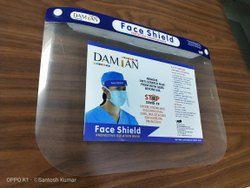 Disposable Face Shields, For Safety Purpose