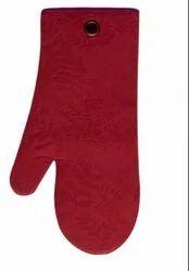 100% Cotton Printed Jacquard Gloves