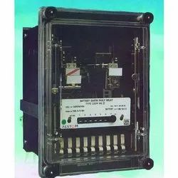 Alstom Caem 21 Battery Earth Fault Relay