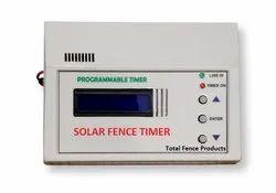 Solar Fence Timer